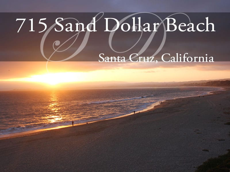 Santa Cruz, 715 Sand Dollar Beach