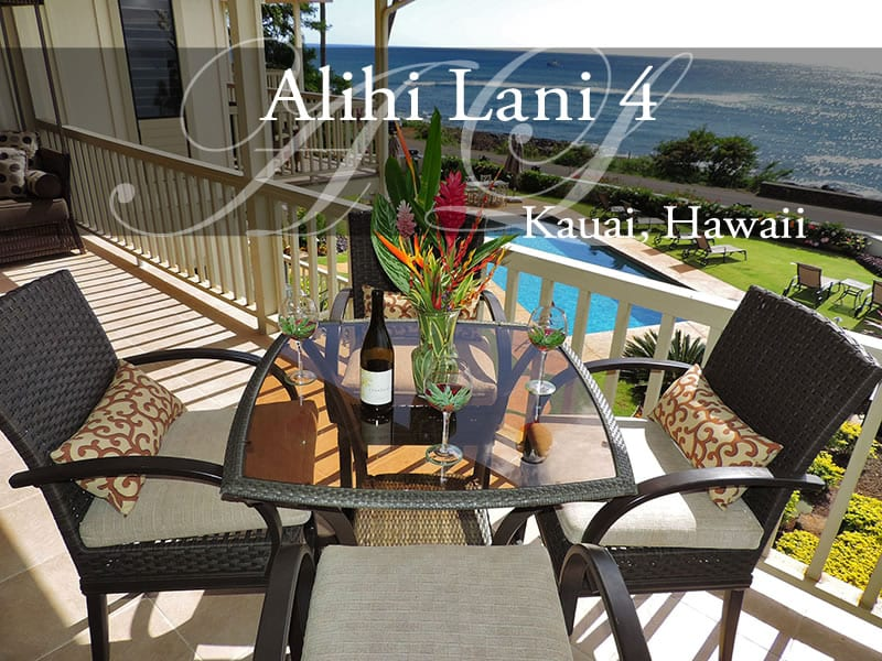 Alihi Lani 4, 2nd Floor End Unit